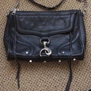 Rebecca Minkoff crossbody leather handbag
